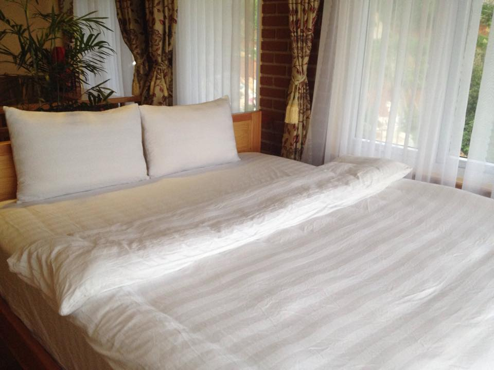 My Da Lat 'Home' - The Bed Room