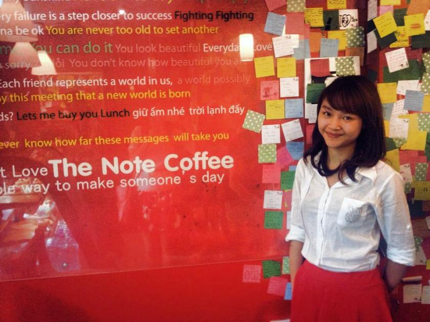 The Note Coffee