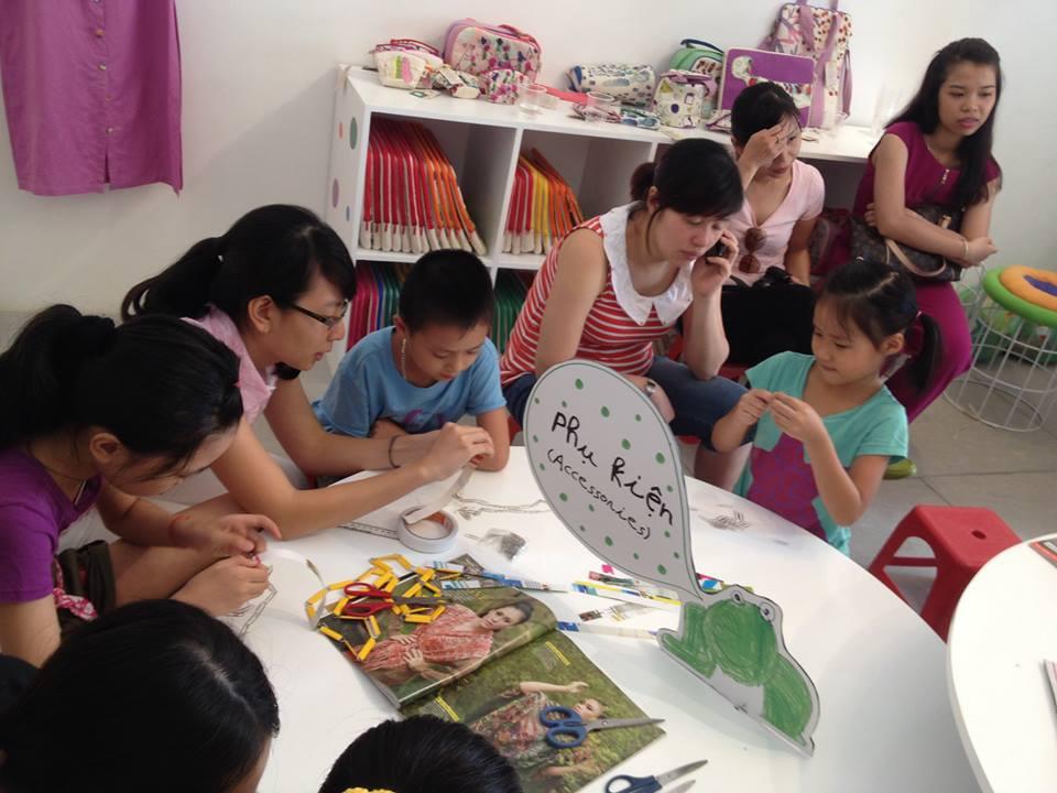 Tò He Workshop - Nguyễn Chí Thanh, Hà Nội