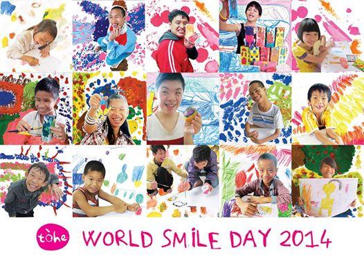 world smile