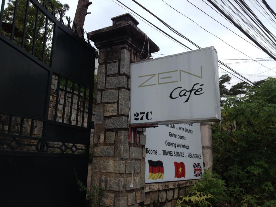 Zen Café - 27C Pham Hong Thai, Dalat City